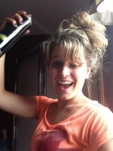 Hairspray is fun!