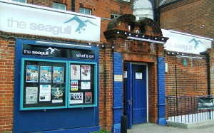 The Seagull hosted new play Blitzed