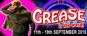 Grease is at the Lowestoft Players' Bethel Theatre
