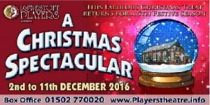 Christmas Spectacular - the Lowestoft Players' 2016 celebration